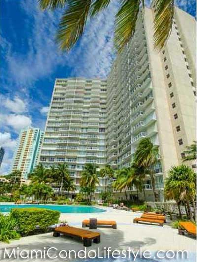 Brickell Townhouse, 2451 Brickell Avenue, Miami, Florida, 33129