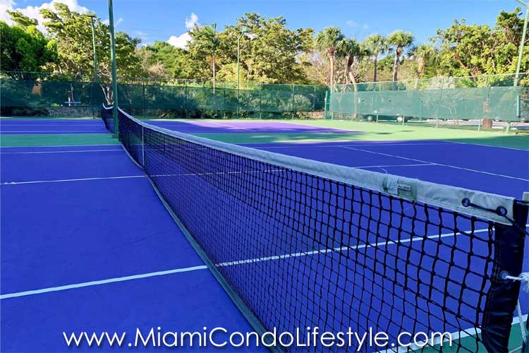 Brickell Townhouse Tenis