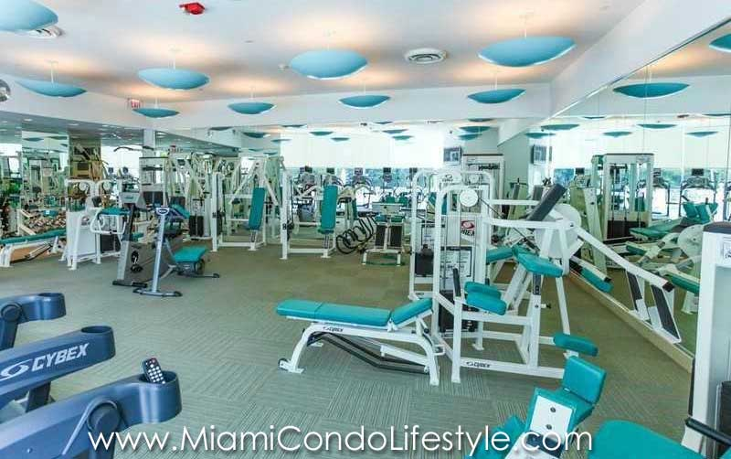 Bristol Tower Fitness Center