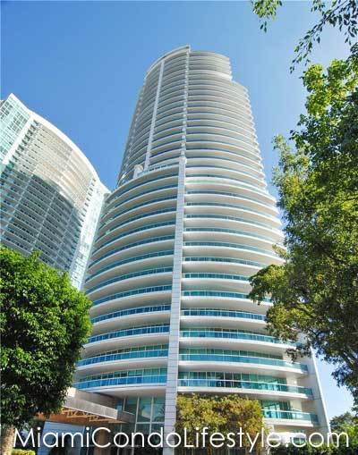 Bristol Tower, 2127 Brickell Ave, Miami, Florida, 33129