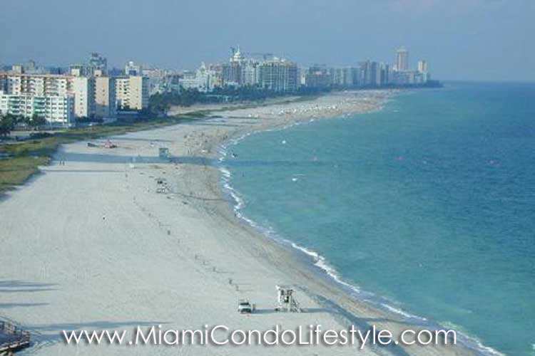 Carillon Miami Beach Vista al Noreste