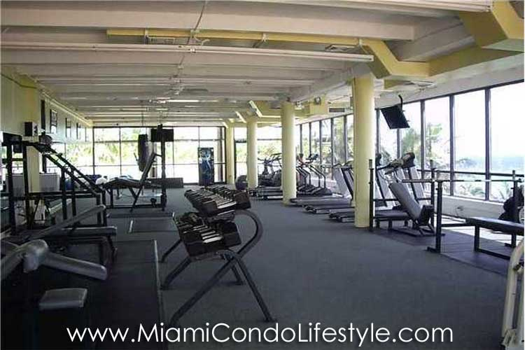 Carriage House Fitness Center