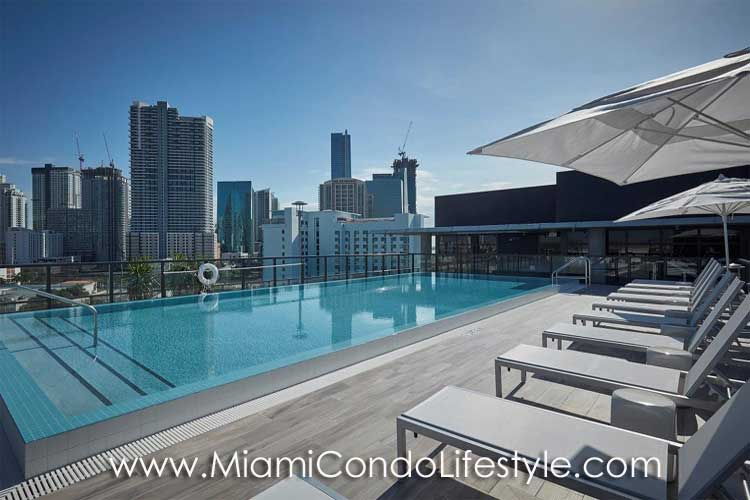 Cassa Brickell Pool