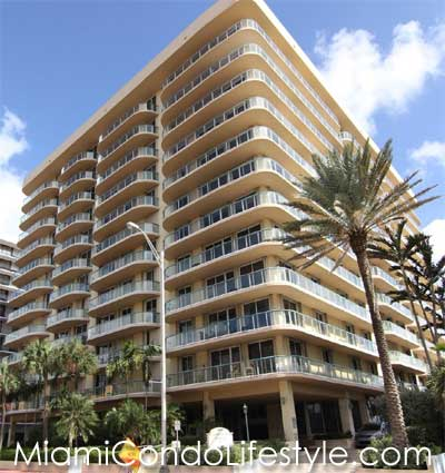 Champlain Towers East, 8855 Collins Avenue, Surfside, Florida,  33154