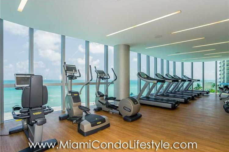 Chateau Beach Fitness Center