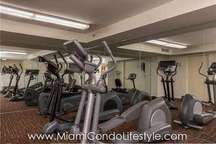 Biscayne Cove Fitness Center