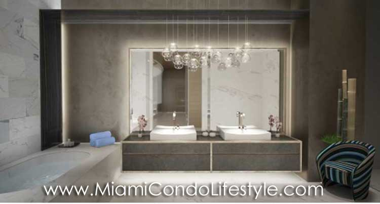 Collection Residences Bathroom
