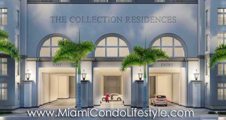 Collection Residences Entry