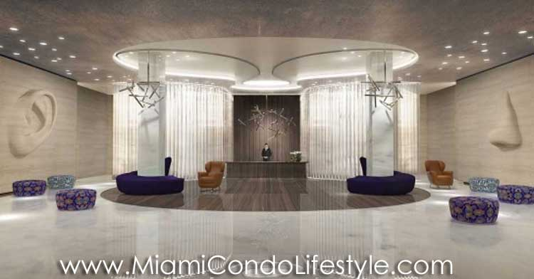 Collection Residences Lobby