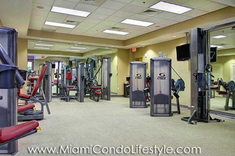 Colonnade Fitness Center