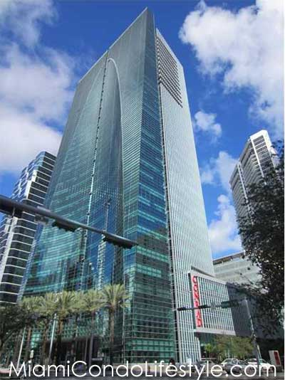 Conrad Miami, 1395 Brickell Avenue, Miami, Florida, 33131