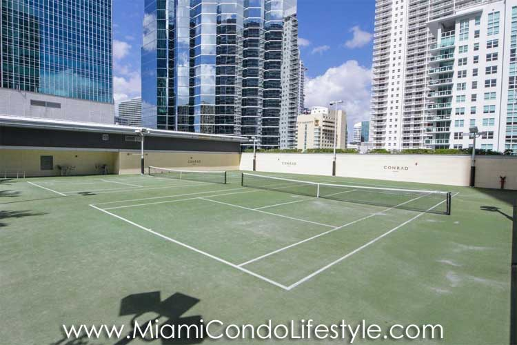 Conrad Miami Tennis