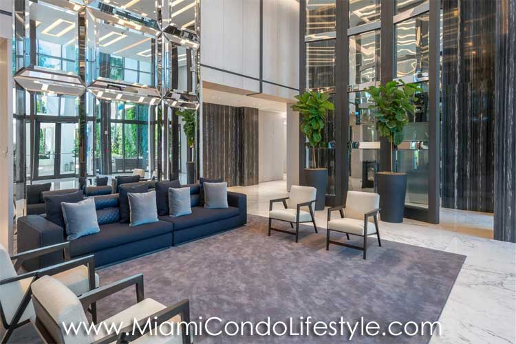 Continuum II North Tower Lobby