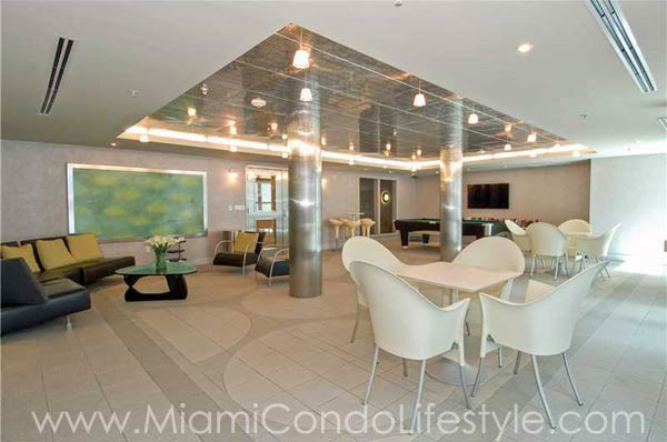 Cosmopolitan South Beach Clubroom