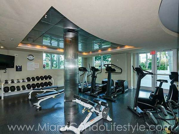 Cosmopolitan South Beach Fitness Center
