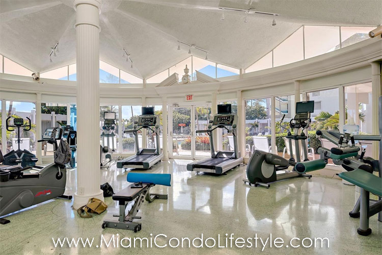 Crystal House Fitness Center