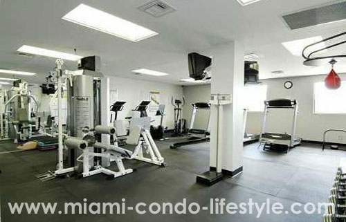 Delvista Towers Fitness Center