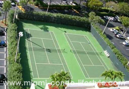 Delvista Towers Tennis