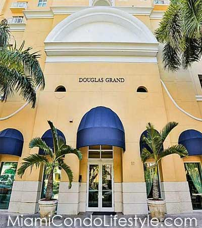 Douglas Grand, 50 Menores Avenue, Coral Gables, Florida,  33134