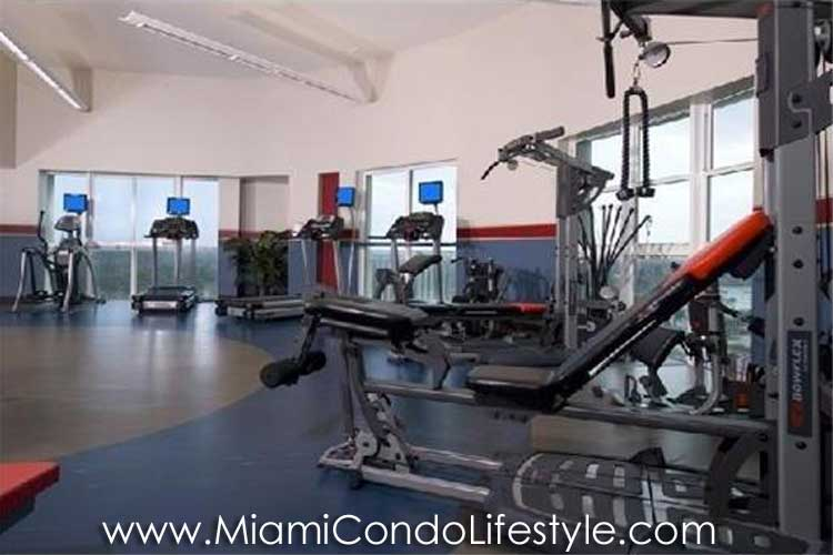Downtown Dadeland Fitness Center
