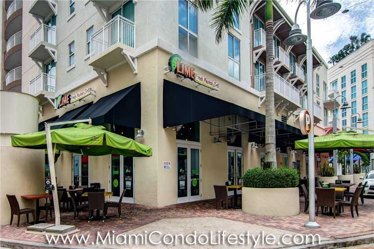 Downtown Dadeland Restaurant