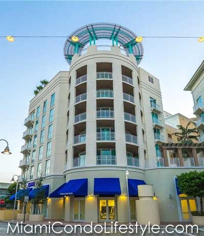 Downtown Dadeland Condos For Sale 7250 N Kendall Drive Miami Florida 33156