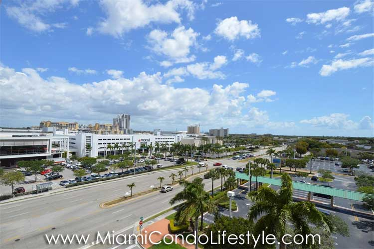 Downtown Dadeland View