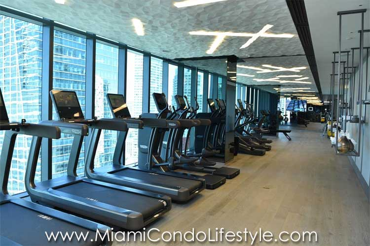 Echo Brickell Fitness Center