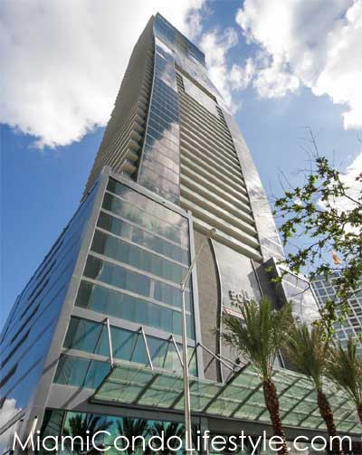 Echo Brickell, 1451 Brickell Avenue, Miami, Florida, 33129