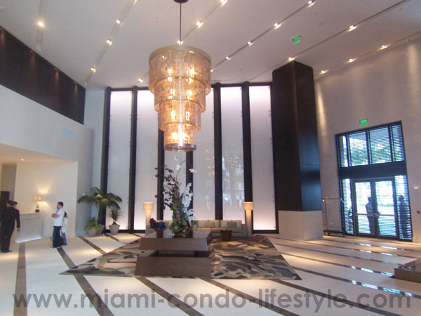 epic miami lobby - The Epic Residences Hotel