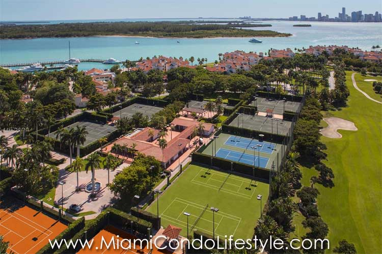 Seaside Villas Tennis