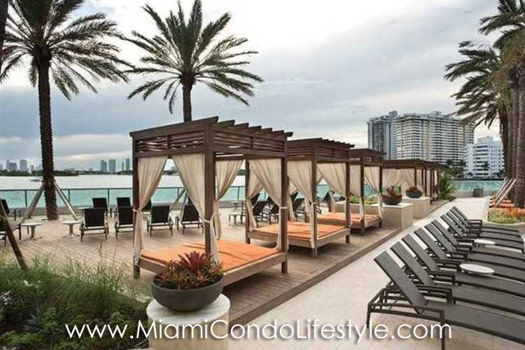 Flamingo South Beach Cabana