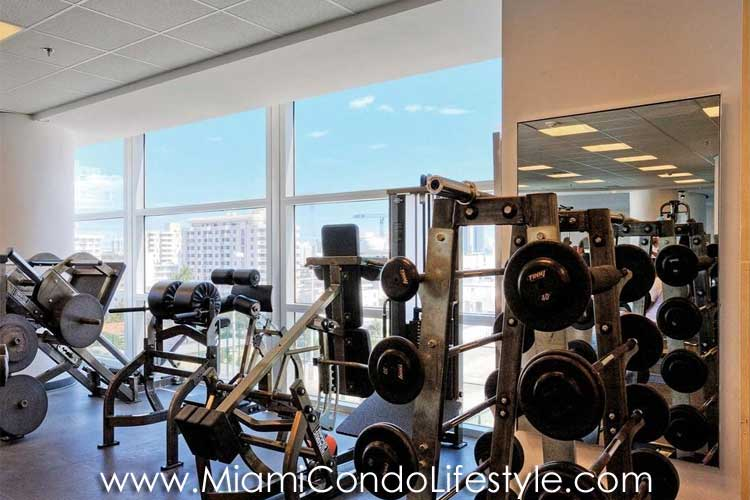 Flamingo South Beach Gimnasio