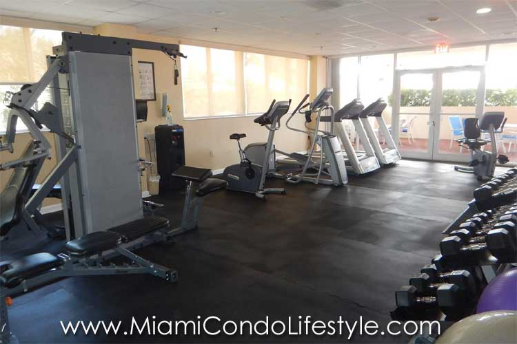 Florida Tower Gimnasio