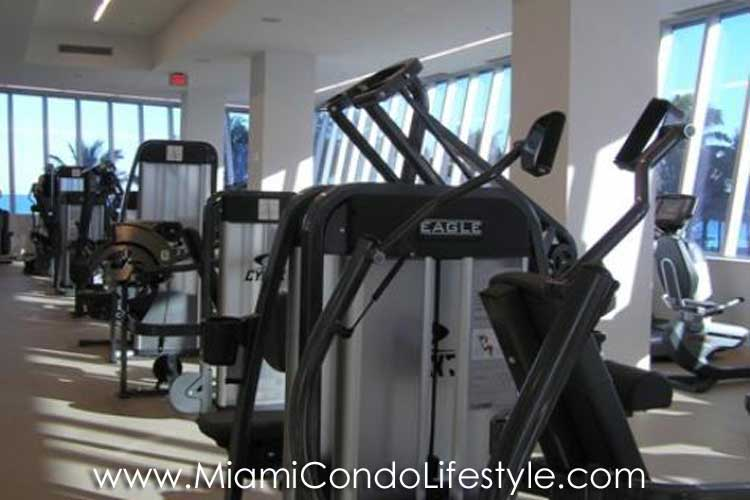 Fontainebleau II Fitness Center