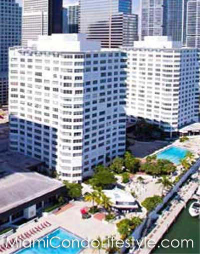 Four Ambassadors, 901 Brickell Bay Drive, Miami, Florida, 33131