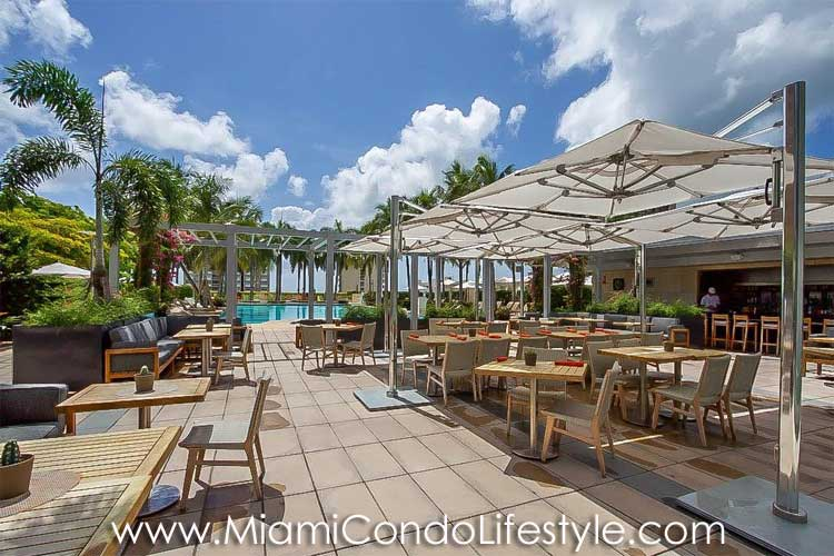 Four Seasons Brickell Patio