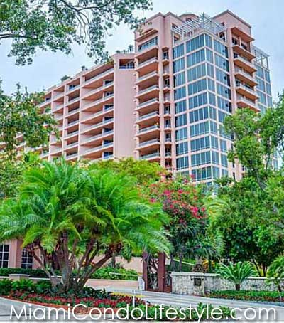 Gables Club Tower II, 60 Edgewater Drive, Coral Gables, Florida,  33133