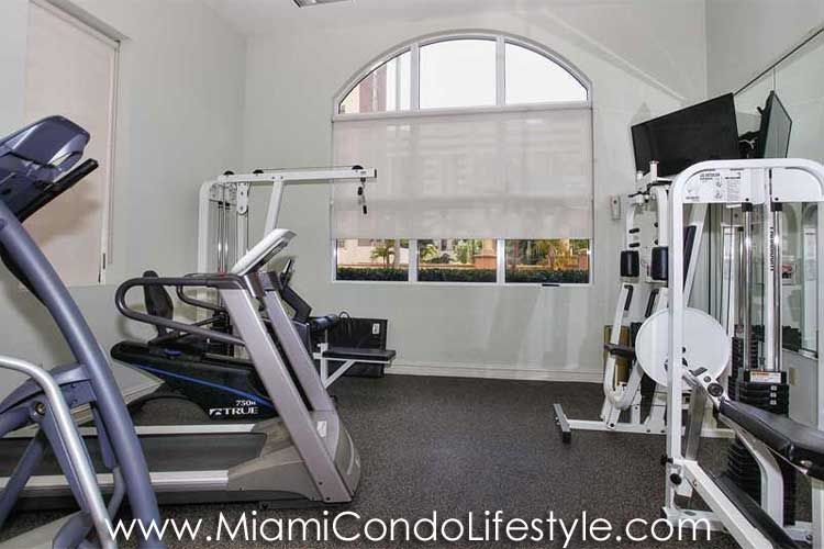 Gables on the Green Fitness Center