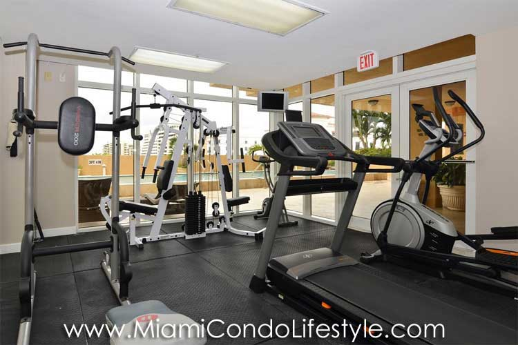 Gables Park Tower Fitness Center
