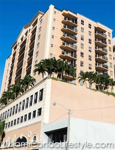 Gables Park Tower, 357 Almeria Avenue, Coral Gables, Florida,  33134