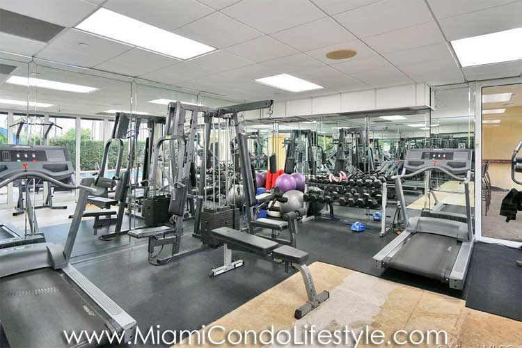 Gables Terrace Gimnasio