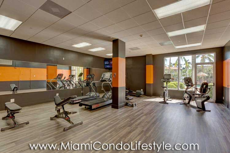 Gables Waterway Towers Fitness Center
