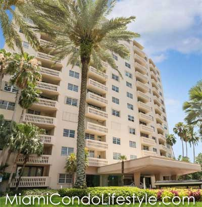 Gables Waterway Towers, 90 Edgewater Drive, Coral Gables, Florida,  33133