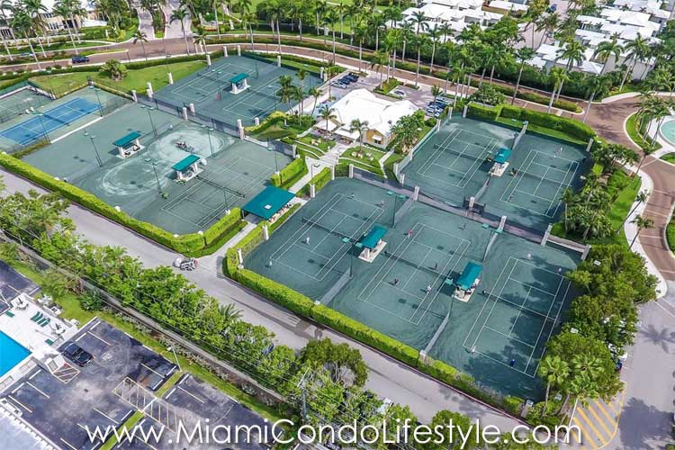 Grand Bay Tower Tenis