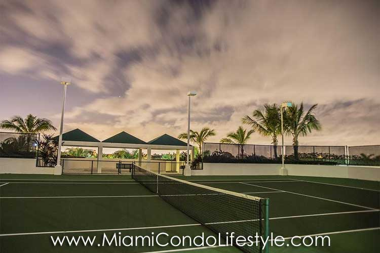 Green Diamond Tennis
