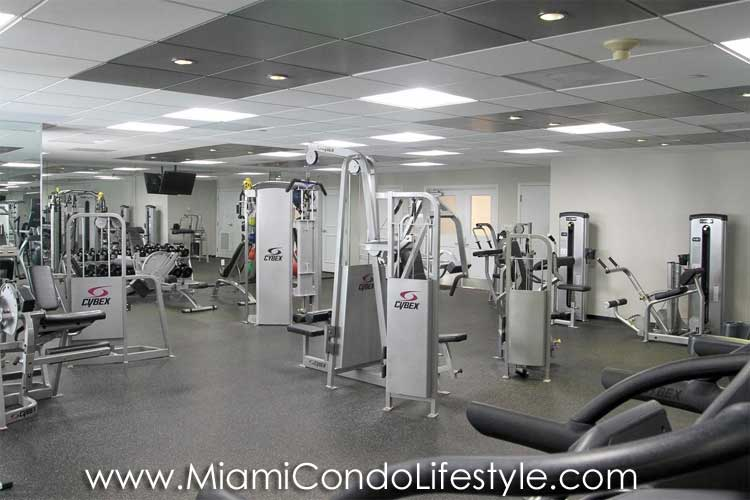 Grove Hill Tower Fitness Center