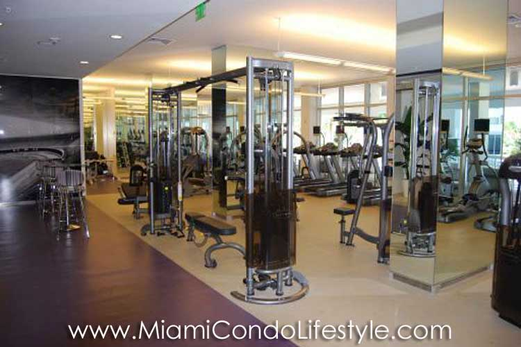 Harbour House Gimnasio