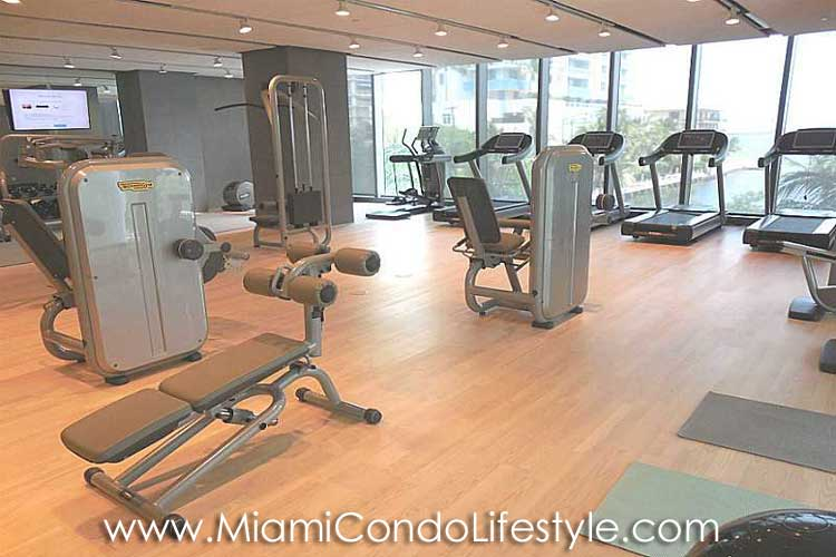 ICON Bay Fitness Center
