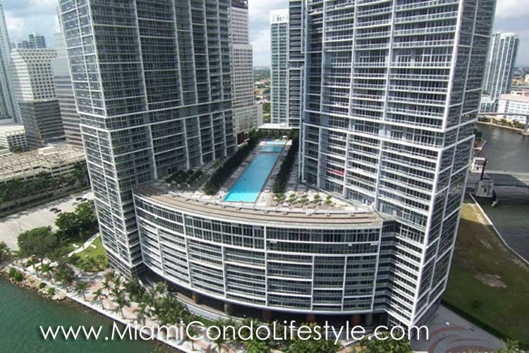 ICON Brickell Two Cubierta